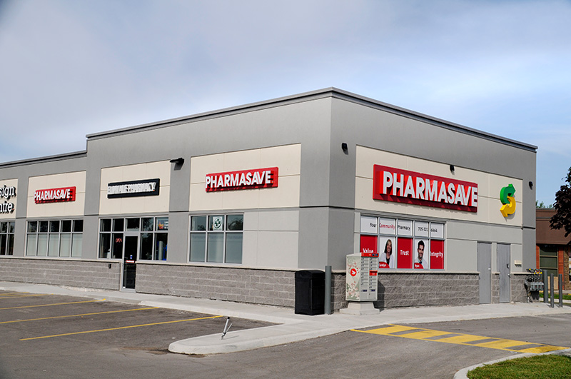 Elmvale Pharmacy, Pharmasave Pharmacy in Elmvale